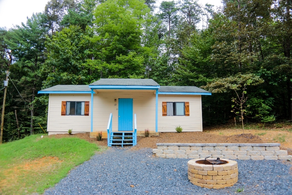 Cedar Grove cabin available to rent at Camp Friendship