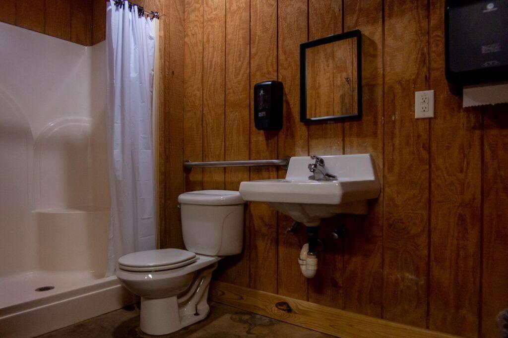Cedar Grove bathrooms
